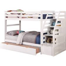 loft trundle bed. cosmo twin bunk bed with trundle and storage loft