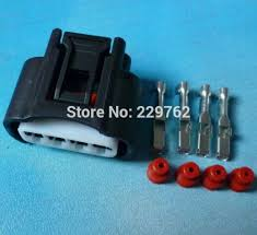popular ignition coil connectors buy cheap ignition coil 30set 4pin 11885 car auto ignition coil plug electrical waterproof connector case for toyota lexus camry