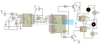 dtmf based home automation system using microcontroller dtmf based home automation system using microcontroller circuit diagram