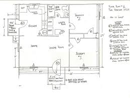 draw floor plans office. Office Electrical Layout Plan Singular Sample Structdraw Floorplan Draw Floor Plans A