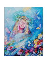 """<b>Репродукция</b> """"Маленькая фея"""" 32х40 de Pacheco 7263102 в ..."""