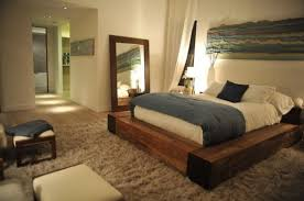 modern platform bed wood. View In Gallery This Is A Platform Bed Modern Wood E
