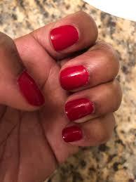 photo of paradise nails spa pembroke pines fl united states sloppy work