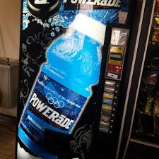 Powerade Vending Machine Enchanting Best Powerade Vending Machine For Sale In St Charles Illinois For 48