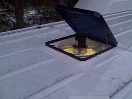 fitting roof vent for extractor fan. the fan-tastic roof vent installed in a sprinter, by cyclevan - youtube fitting for extractor fan u