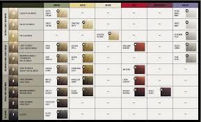 Color Nikol Bowers Hair Of Rusk Hair Color Chart