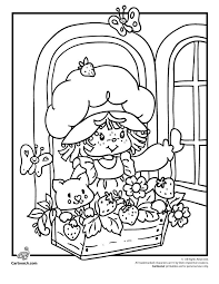 88 best images about coloring pages on saveenlarge strawberry shortcake 24 coloringcolor
