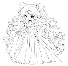 Chibi Anime Drawing 7 Anime Girl Drawing Easy Chibi