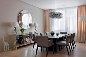 The most common dining table decor material is cotton. Various Inspiring Ideas Of The Stylish Yet Simple Dining Room Wall Decor For A Stunning Dining Room Artmakehome