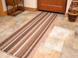 10 photos to brown kitchen rugs