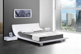 Fancy White Bedroom Furniture For Adults Decohoms Simple Glossy White Bedroom Furniture