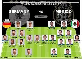 「ドイツ メキシコ」の画像検索結果