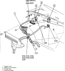 1990 camaro fuel wiring diagram 1990 discover your wiring chevy k3500 relay location