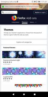 Browser Themes Firefox Mobile 101 How To Customize Your Browser With Themes