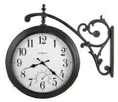 howard miller luis 625 358 hanging clock