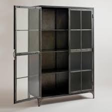 Metal Glass Display Cabinet Metal Display Cabinet Display Cabinets Products And Storage