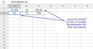 sig figs google sheets rounding numbers in google spreadsheets