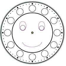 Printable Time Clock Sheets Telling Face Worksheets Kid Activities