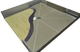 showerline tile over shower tray shower tray