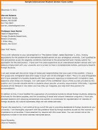 Cover Letter Boston University International Scholarships Luxury Cover Letter For Academic Advisor