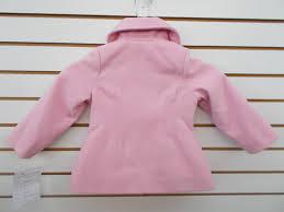 infant toddler girls london fog assorted pea coats size 18 infant toddler girls london fog assorted pea coats