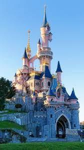 Disneyland, castle 750x1334 iPhone 8/7 ...