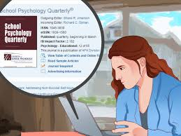 How To Become A School Psychologist 12 Steps With Pictures