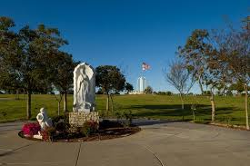 greenwood memorial park guadalupe ii our lady of guadalupe and garden of tribute