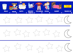 Bedtime Chart For Ages Free Bedtime Routine Chart Mi Legasi
