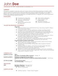 Professional Journalist Resume Examples Journalism Student Sample
