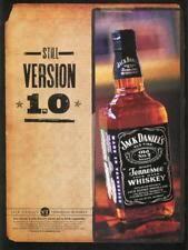 jack daniels advert 2001 print ad jack daniels still version 1 0 old no 7 whiskey advert bar decor