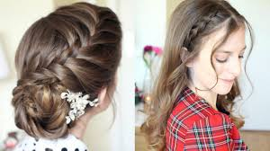 Hair Style Formal 2 Pretty Braided Hairstyle Ideas Formal Hairstyles 4455 by wearticles.com