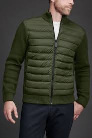 ... Men s HyBridge Knit Jacket   Canada Goose ...