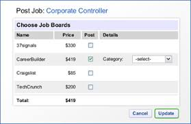 Free/Open Source Applicant Tracking Software