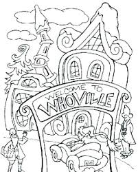 Grinch Coloring Pages Max To Print Birthday Coloring Pages