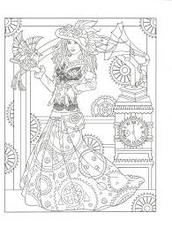 Weird Dover Sampler Coloring Pages Adult Page From Creative Haven