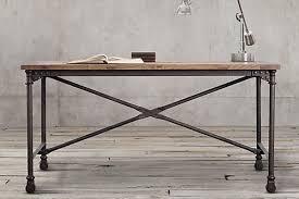 industrial furniture hardware. Flatiron Desk From Restoration Hardware Industrial Furniture A