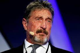 John McAfee dead of apparent suicide in Spanish jail after extradition order