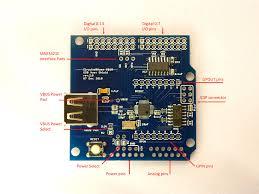 usb host shield hardware manual circuits home usb host shield 2 0 pinout