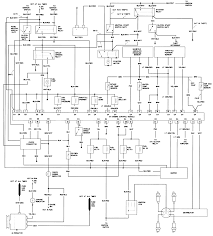 Toyota wiring diagrams diagram ford alternator within for with