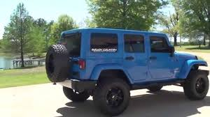 HD VIDEO 2012 JEEP WRANGLER UNLIMITED SAHARA LIFTED FOR SALE SEE ...