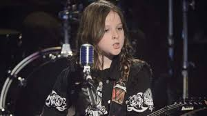 tv shows for 10 year olds. it is always enjoyable to see metal on tv, especially when talent shows are involved. 10 yr old tv for year olds