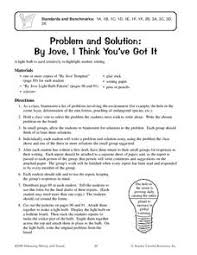problem solution essay lesson plans worksheets reviewed by teachers problem and solution by jove i think you ve got it