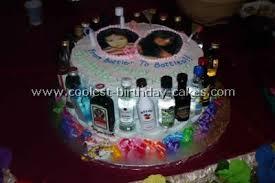 Coolest Homemade 21st Birthday Theme Cakes