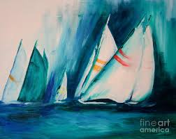 sailboats painting sailboat stus by julie lueders