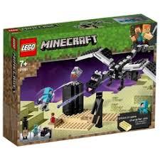 «<b>Конструктор LEGO Minecraft Последняя</b> битва» — Результаты ...