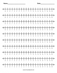 Kids : Math Worksheets Number Line Addition Addition With 1 Also ...