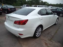 lexus is 250 2008 white. 2008 lexus is 250 4dr sport sdn auto awd available for sale in berlin is white