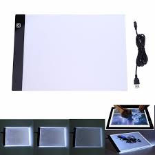 Digital Light Box Us 9 96 Led Graphic Tablet Writing Painting Light Box Tracing Board Copy Pads Digital Drawing Tablet Artcraft A4 Copy Table Led Board In Digital