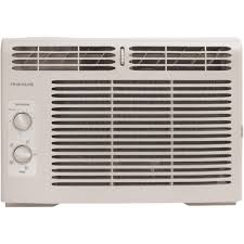 Air Conditioner Unit Frigidaire Fra082at7 8000 Btu 115v Window Mounted Compact Air